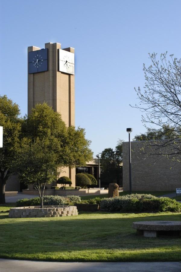 Tcc Ne Campus Clock Tower Hurst Texas Clock Tower Bedford Favorite Places