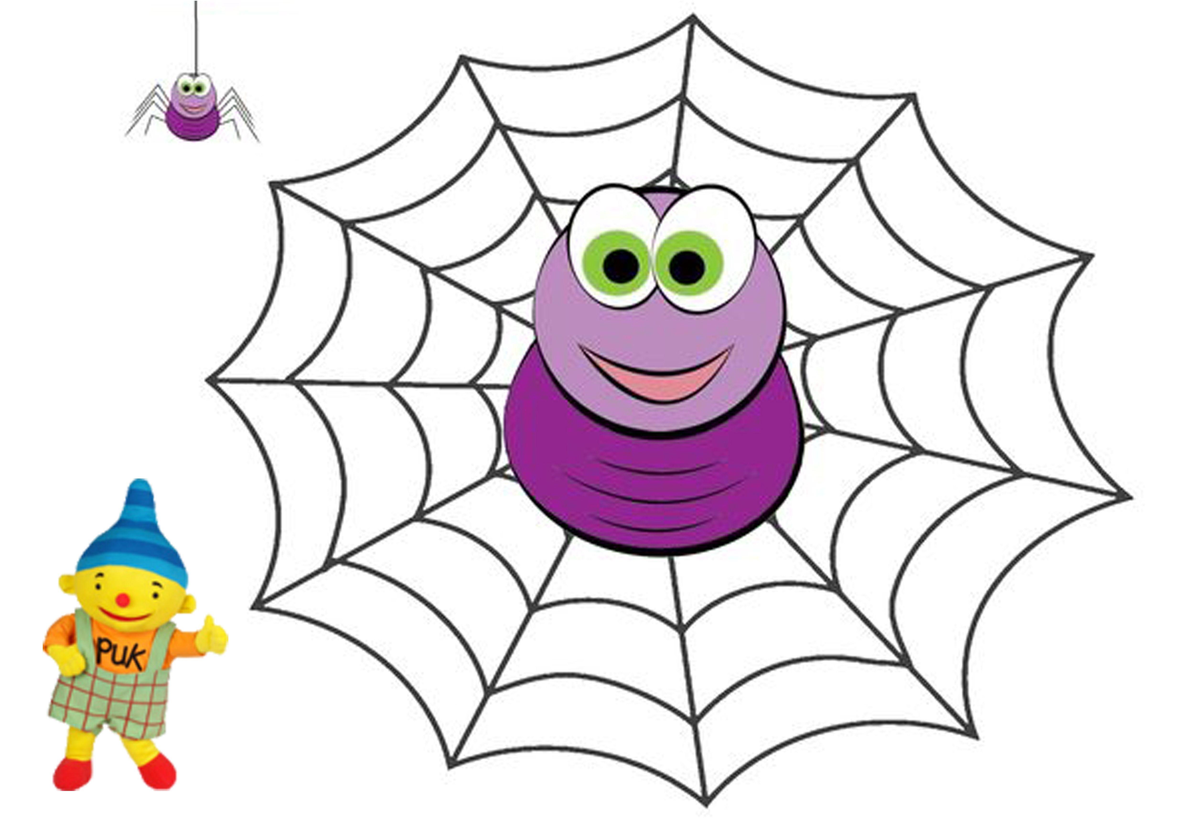 Hoeveel Poten Heeft De Spin Van Puk Herfst Halloween Thema Halloween Activiteiten