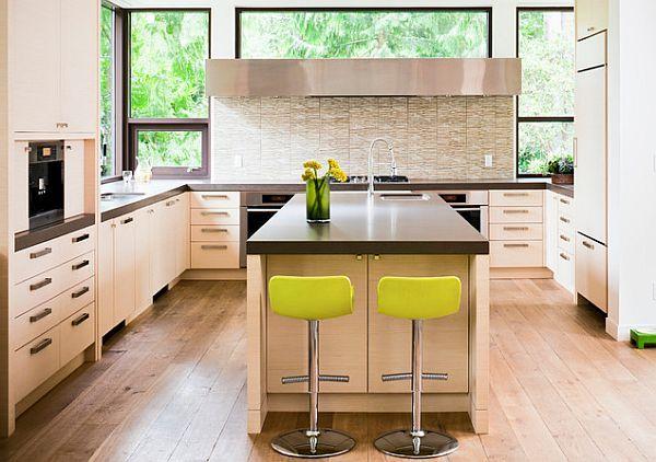 Die Küche neu gestalten - 41 Auffallende Küchen Design Ideen - küche neu gestalten ideen