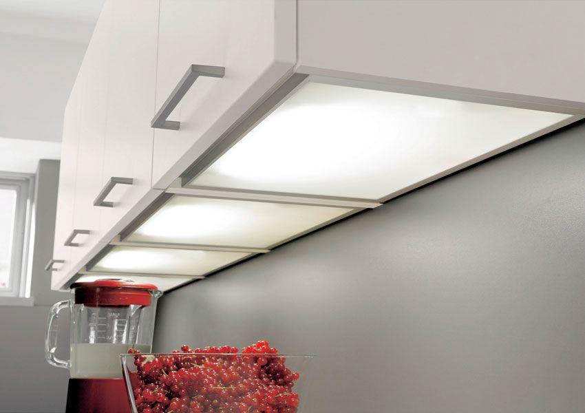 Küchenbeleuchtung: Viele Lichtquellen sorgen für Sicherheit | House