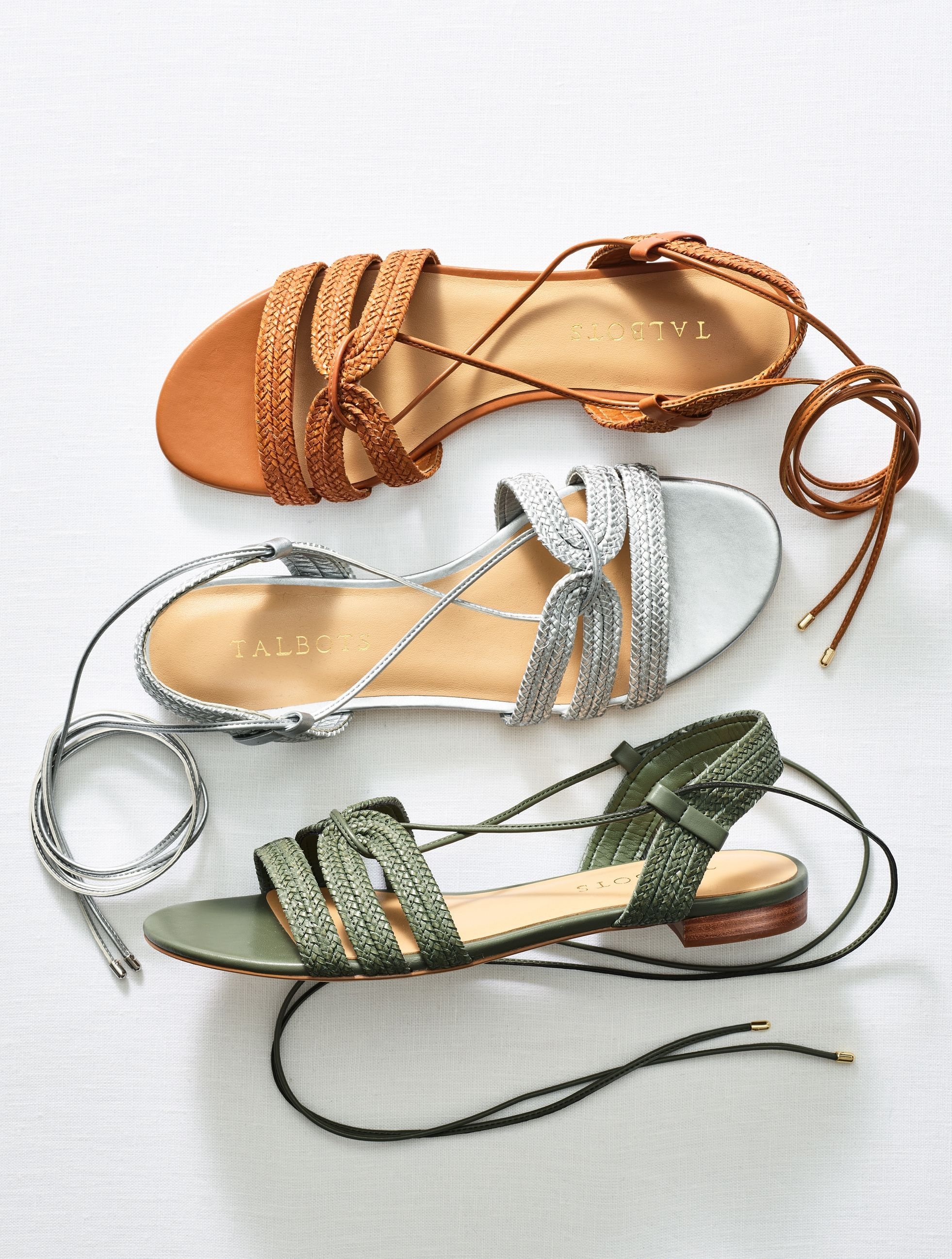 c2fb9d5c6ee6 The sandal of your dreams in all the season s most stylish colors. Wear  with shorts