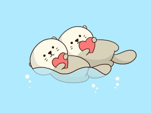 cute characters pinterest otters cute drawings