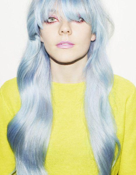 Super Cool Colour Blullini – Bleach London   Amazing hair ...