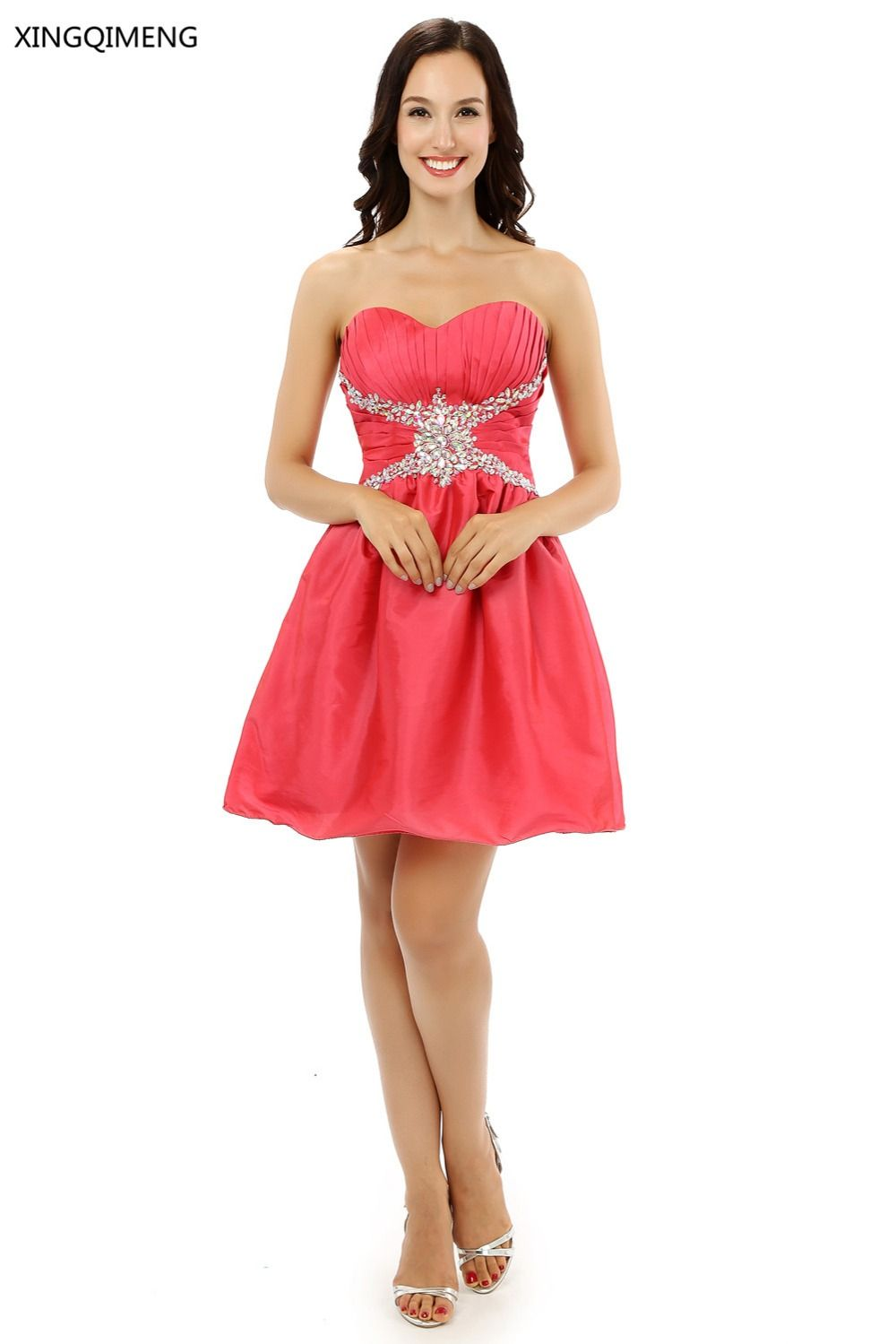 Click to buy ucuc elegant aline cocktail dresses formal above