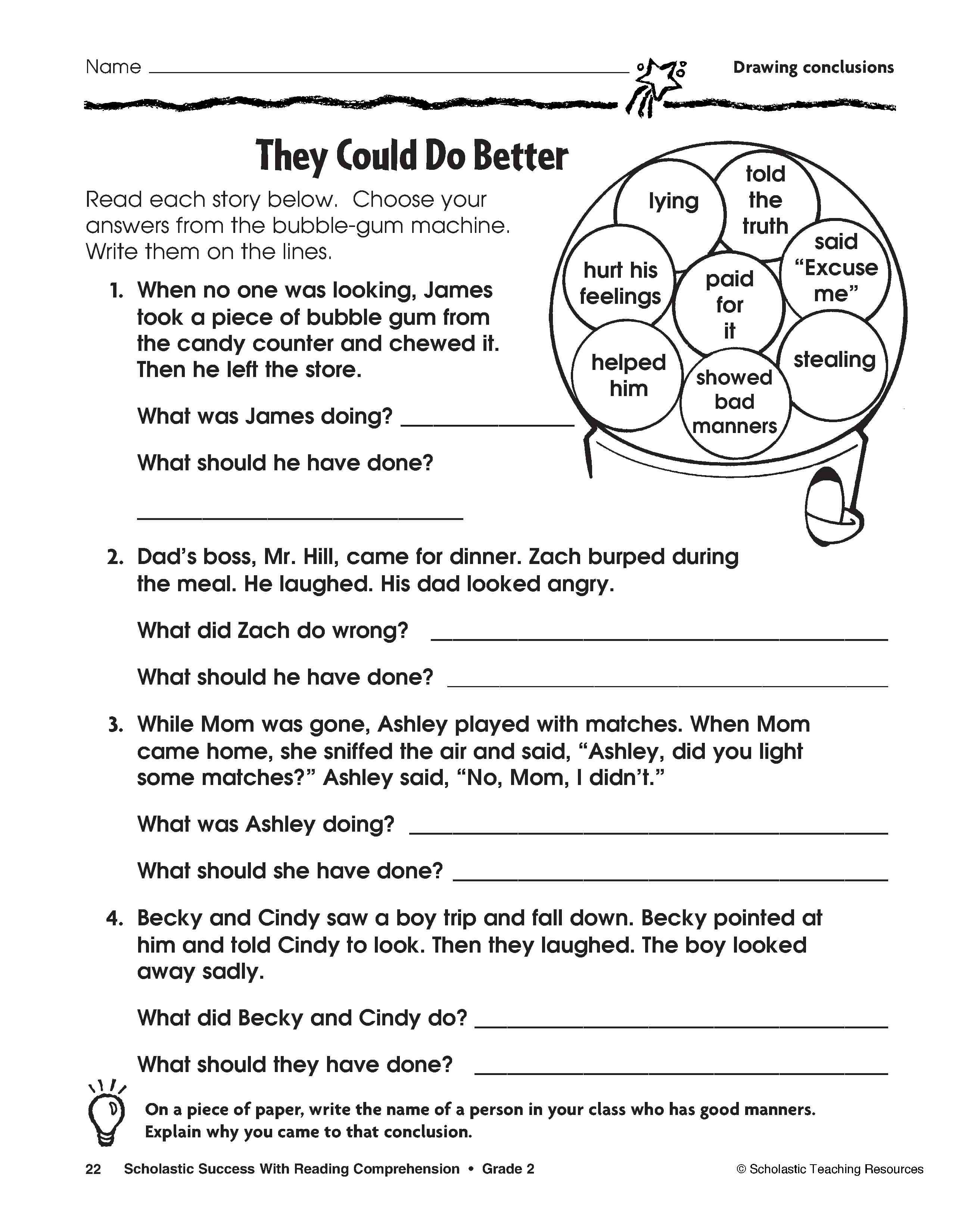 80 Best Drawing Conclusions Images Drawing Conclusions Teaching Reading -  Free Photos [ 3263 x 2625 Pixel ]