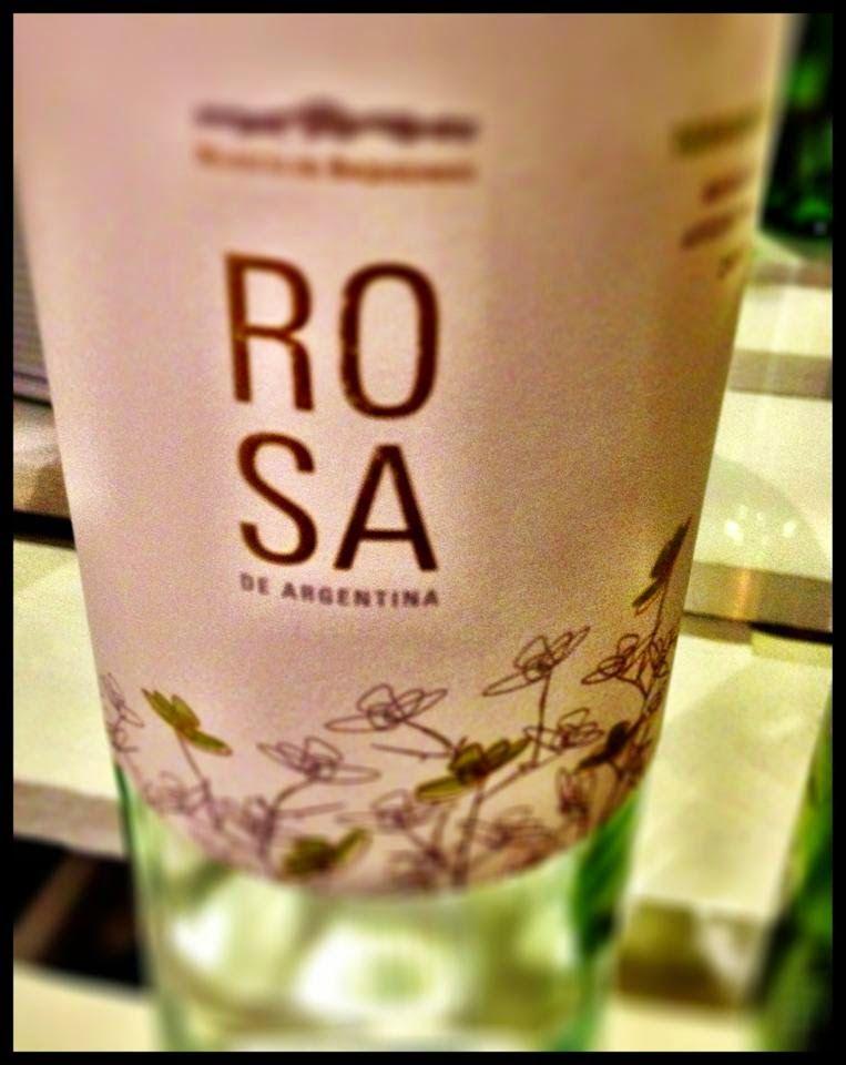El Alma del Vino.: Bodega Belasco de Baquedano Rosa de Argentina Torrontés 2012.