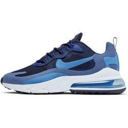 Nike Air Max 270 React (Impressionism Art) Herrenschuh - Blau NikeNike        Nike Air Max 270 React...
