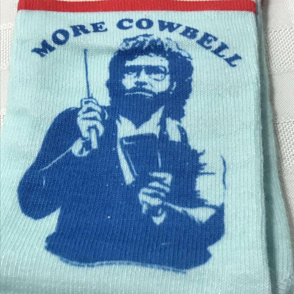 More Cow Bell Living Royal Socks Pink Blue LivingRoyal