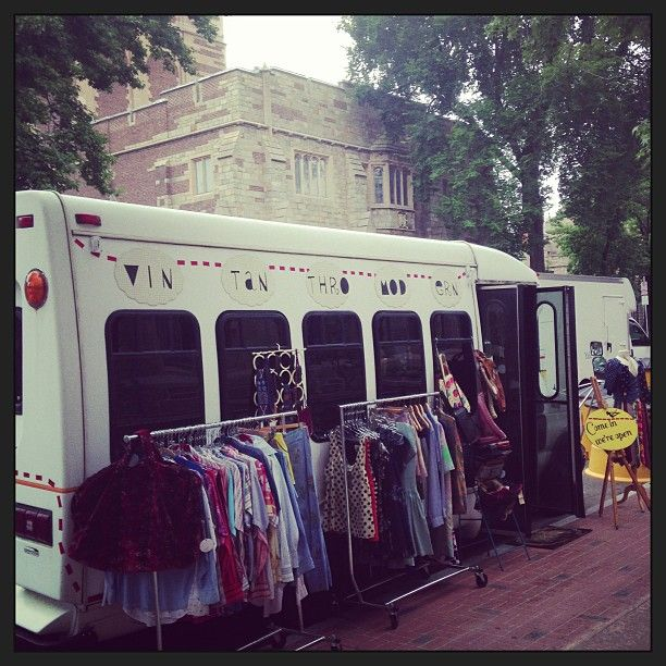 the vintanthromobile - Connecticut's First and Only Mobile Vintage Boutique