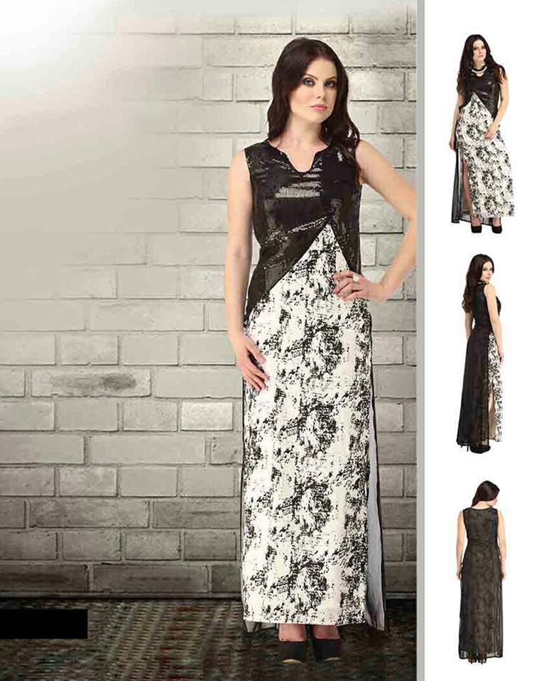 Designer Stylish maxi Dresses Price :2200 | Elegant Fashion Wear ...