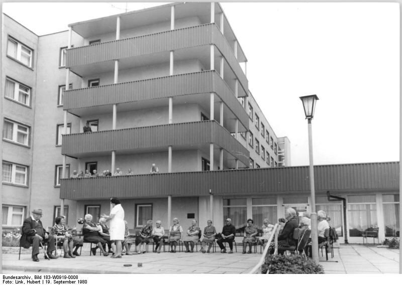 Cool Neubrandenburg DDR