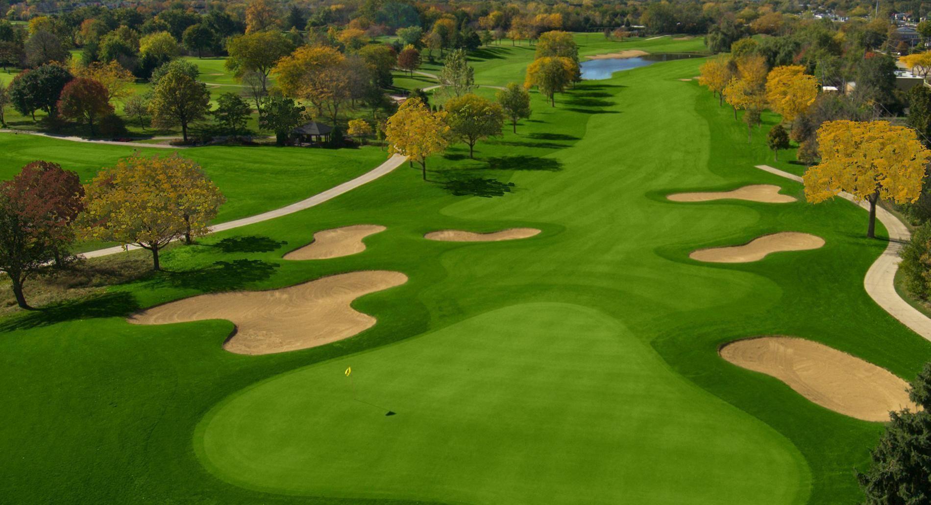 Village Links Of Glen Ellyn In 2020 Public Golf Courses Golf Courses Golf