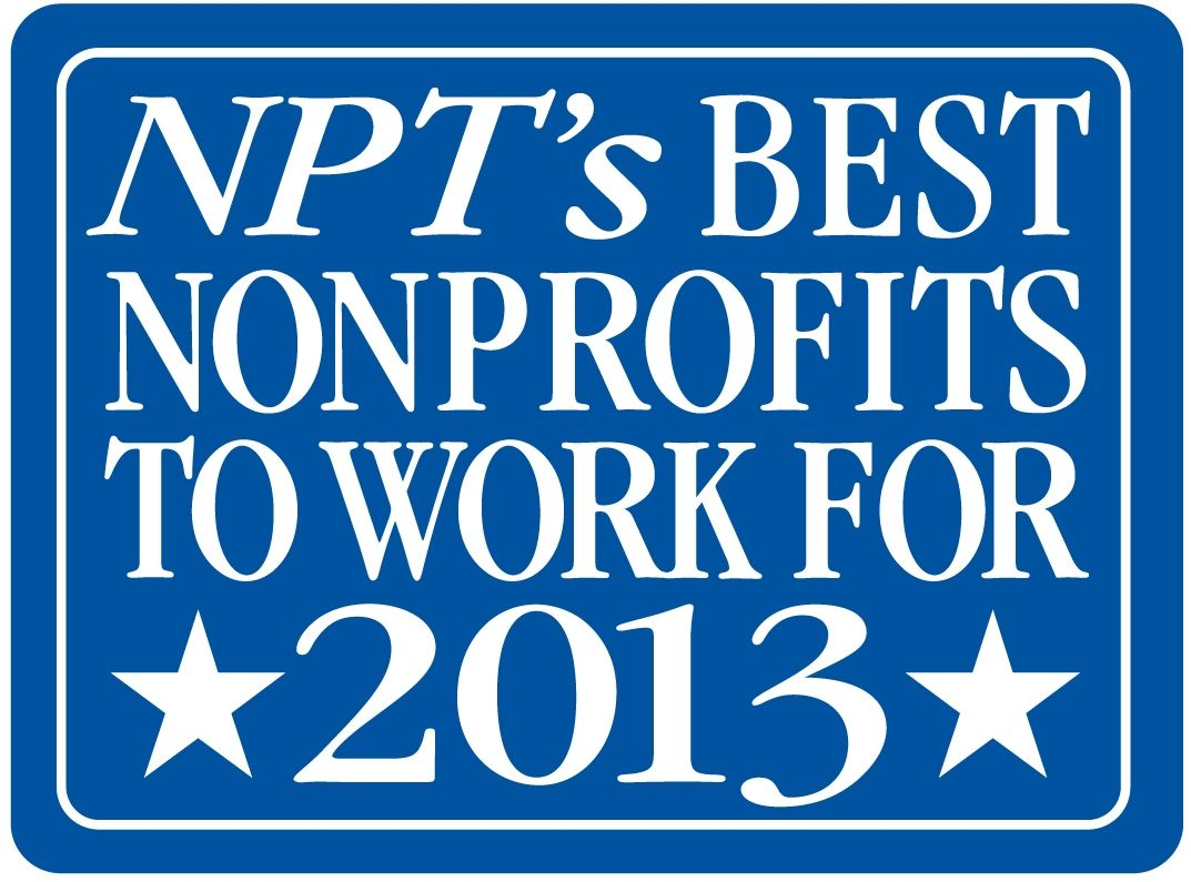 Jumpstart has been named one of The NonProfit Times' Best