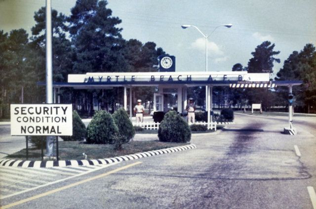 Myrtle Beach Air Force Base Hospital