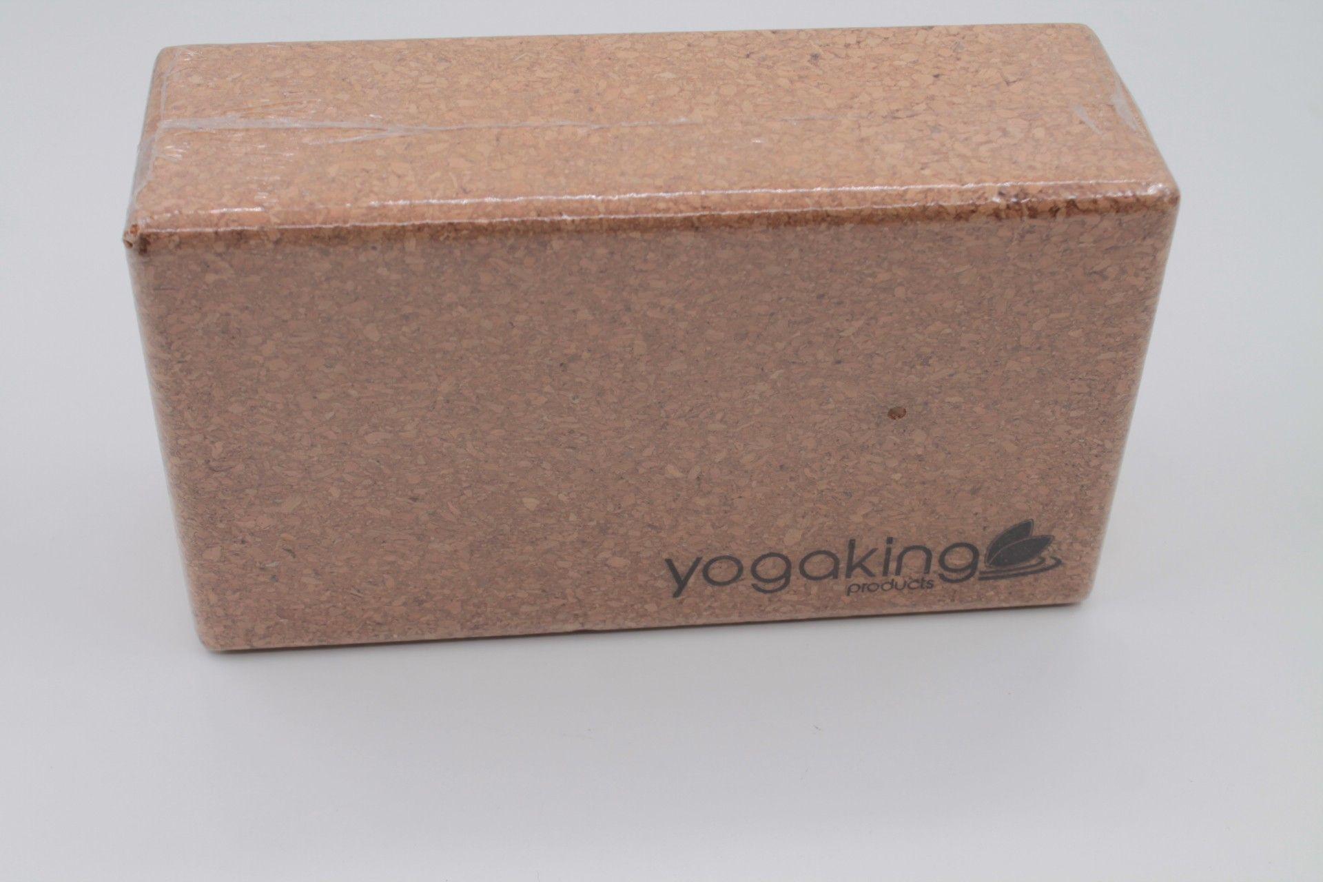 4 x 6 x 9 YogaAccessories Sturdy New Zealand Pine Wood Yoga Block