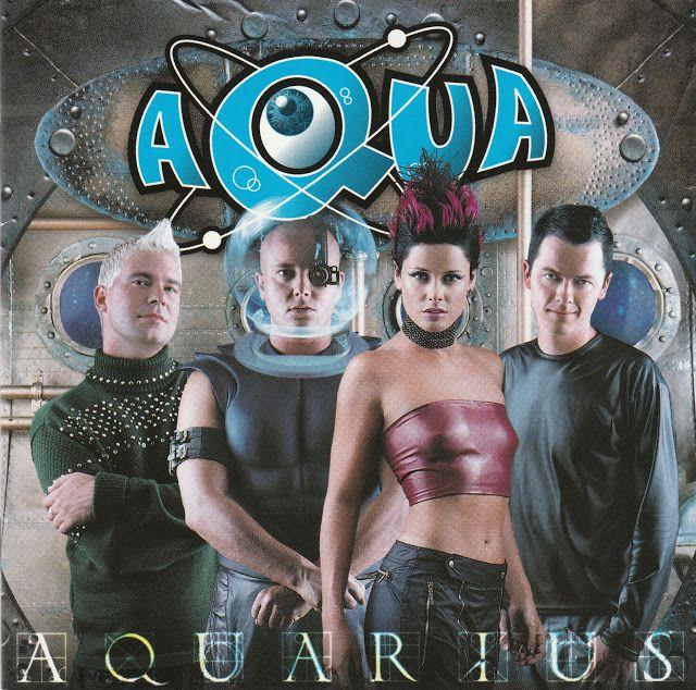 Aqua Aquarius 2000 Mp3 Aqua Album Music Videos