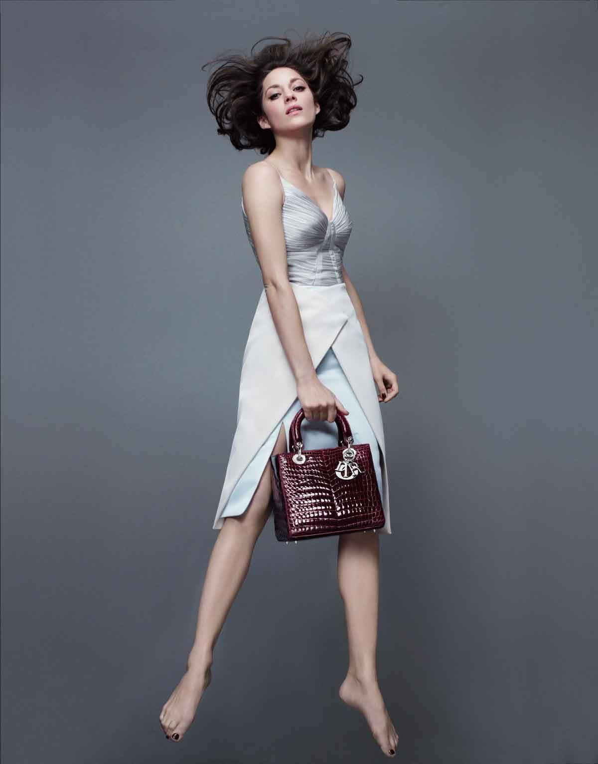Watch - Cotillard marion lady dior campaign spring video