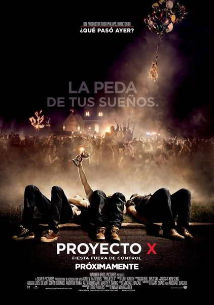 Ver Proyecto X Project X 2012 Online Descargar Hd Gratis Espanol Latino Subtitulada Film Online Film Completi Una Notte Da Leoni