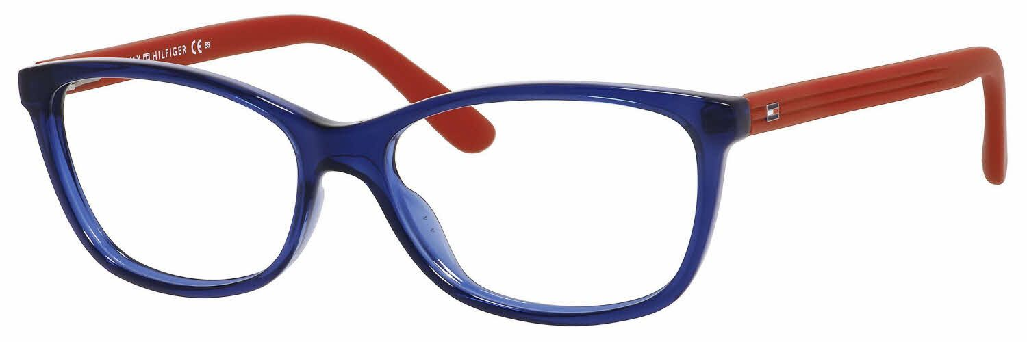 2ebe483026 Tommy Hilfiger TH 1018 Eyeglasses | glasses | Tommy hilfiger, Eyeglasses,  Fashion
