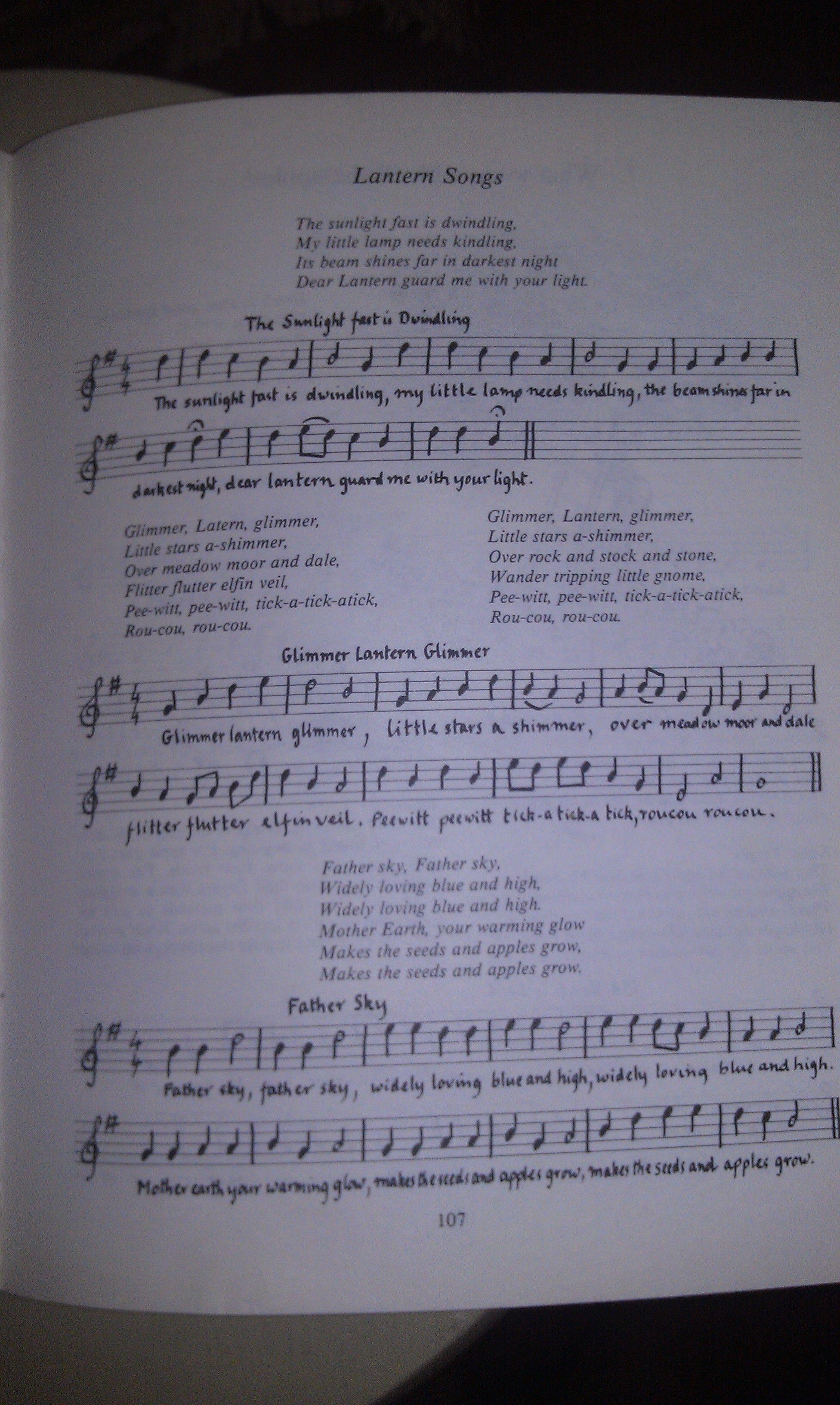 Lantern Songs