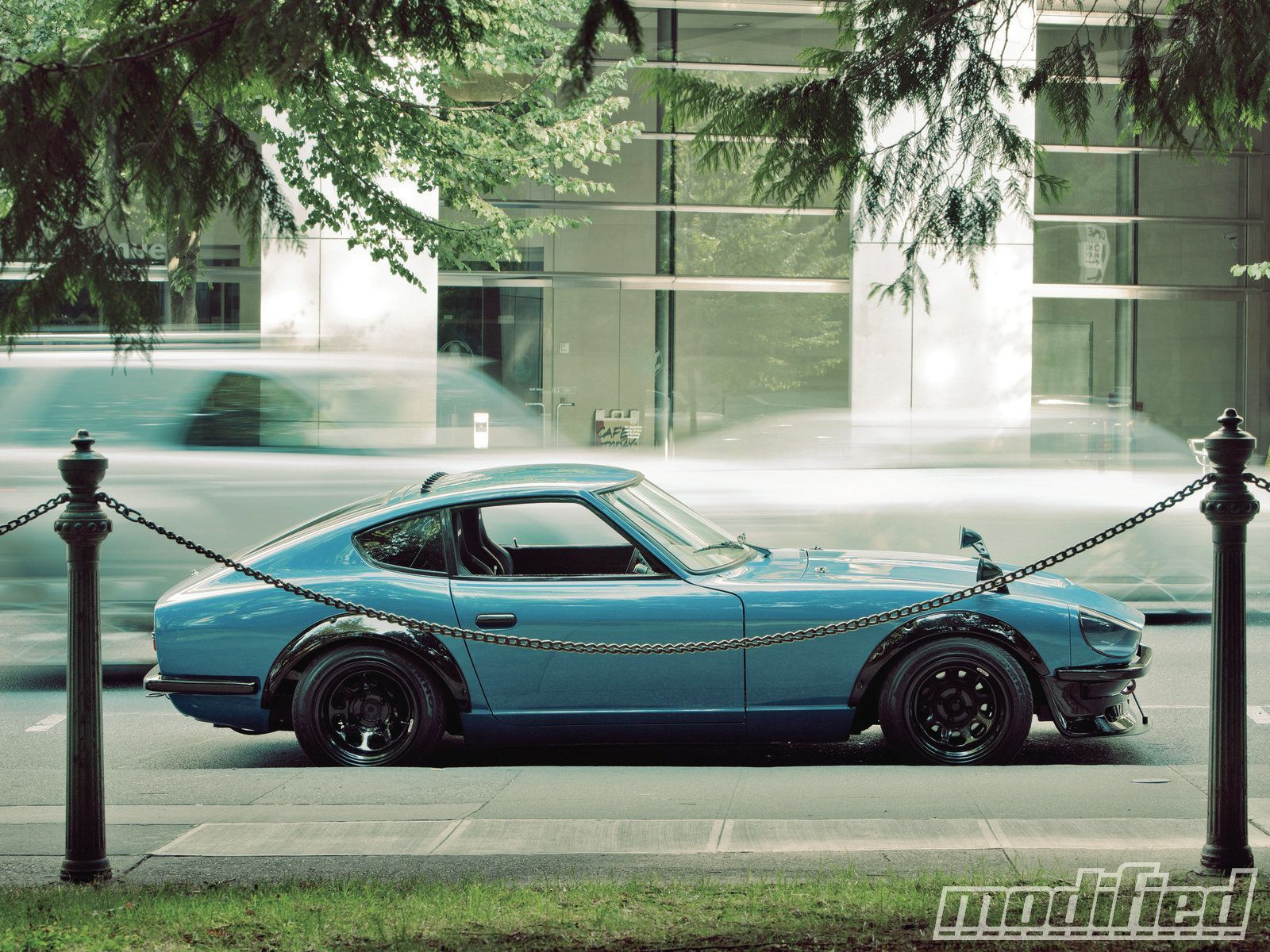 1972datsun240zdiamondracingbswheels 16001200  Datsun Z