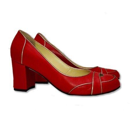 Sapato Moulin Rouge - Lascivité - Roupas e Acessórios