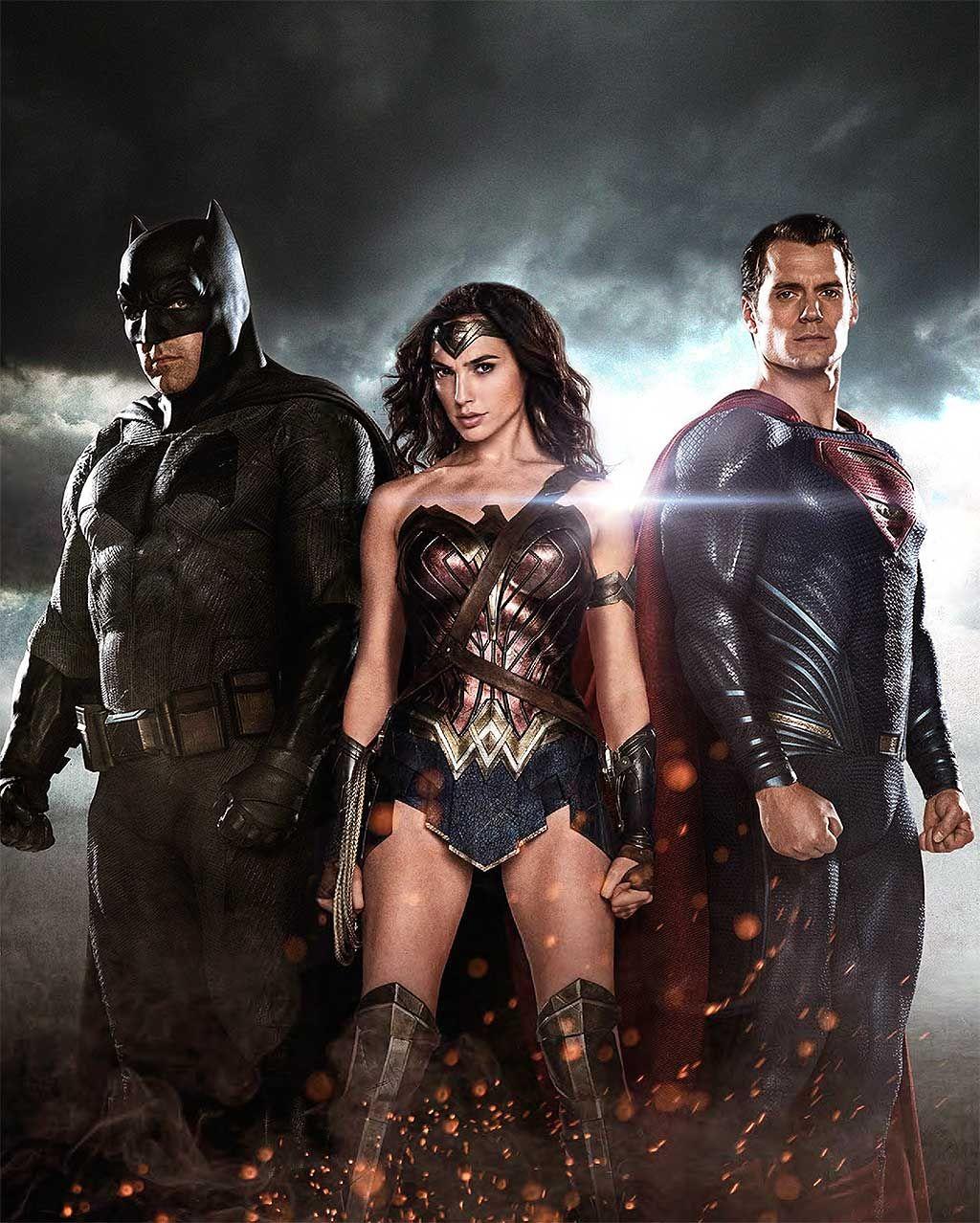 Batman V Superman : L'aube De La Justice : batman, superman, l'aube, justice, Batman, Superman, L'Aube, Justice, Batman,, Mulher, Maravilha,