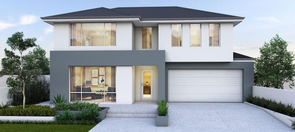 Capri  wide double storey home design also dom pinterest rh
