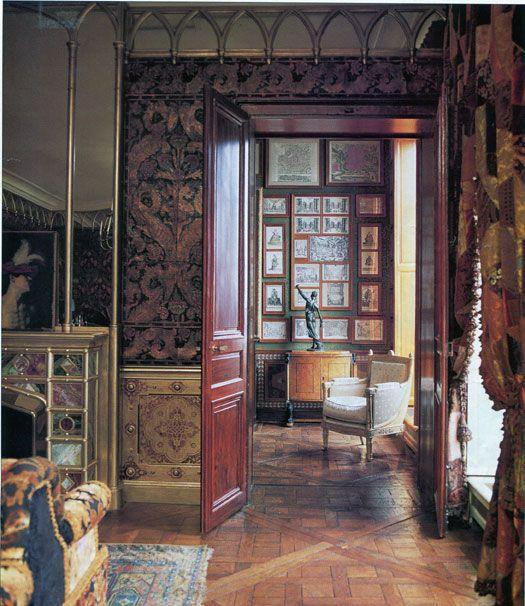 Apartment Searches: Nureyev Paris Apartment - Google Search