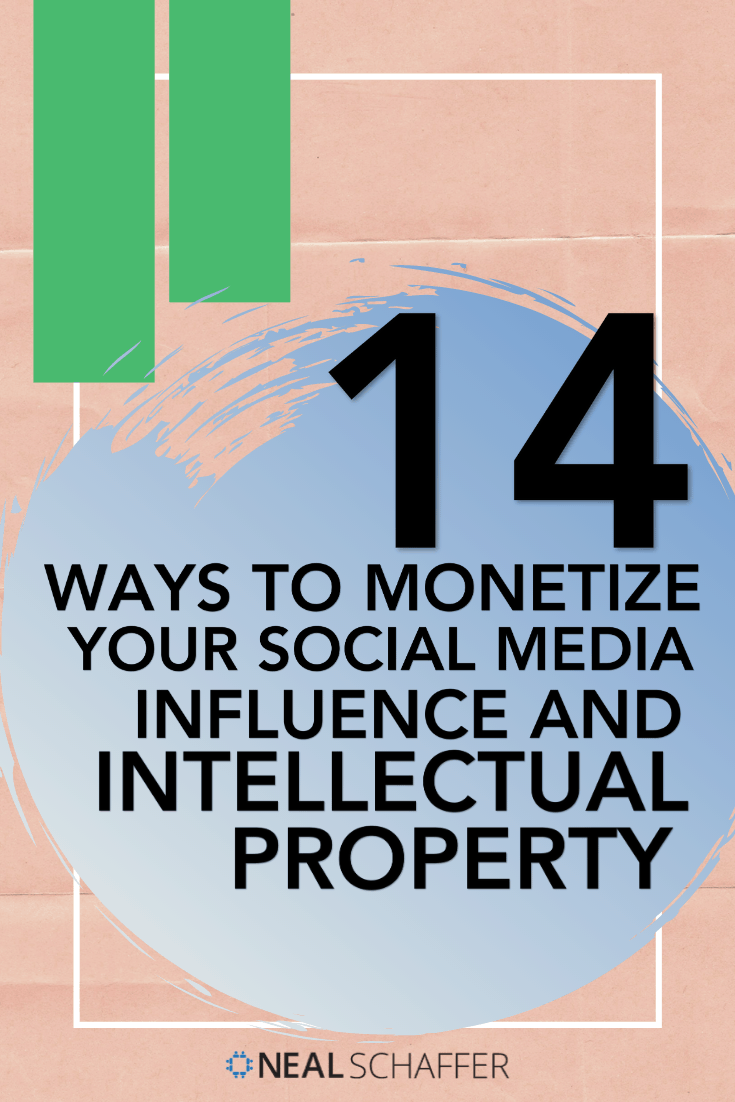 How To Monetize Instagram 14 Ways To Monetize Your Influence And Ip Monetizing Instagram Social Media Infographic Instagram Marketing Strategy