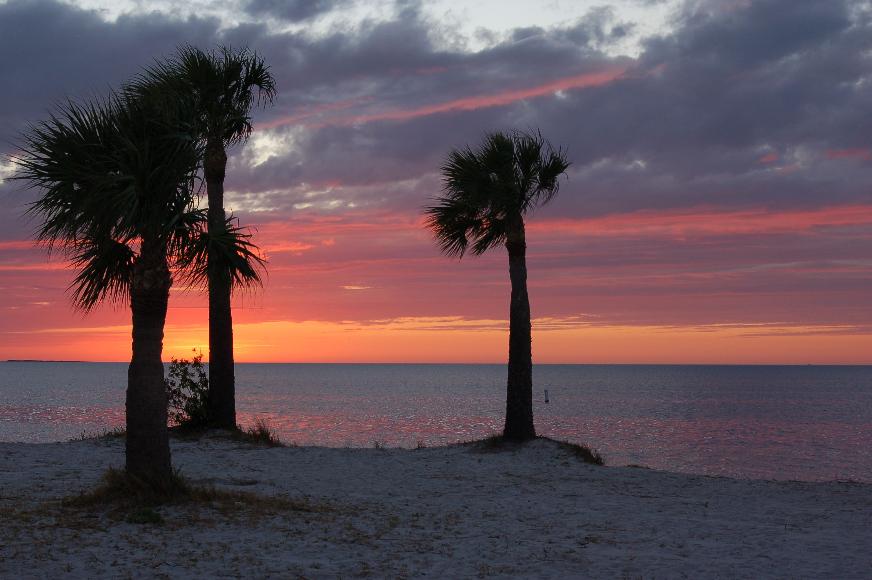 Sunset Beach Tarpon Springs Fl
