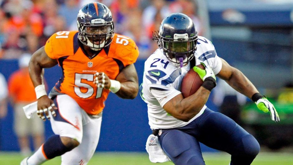 3 things to know: Broncos must corral Marshawn Lynch