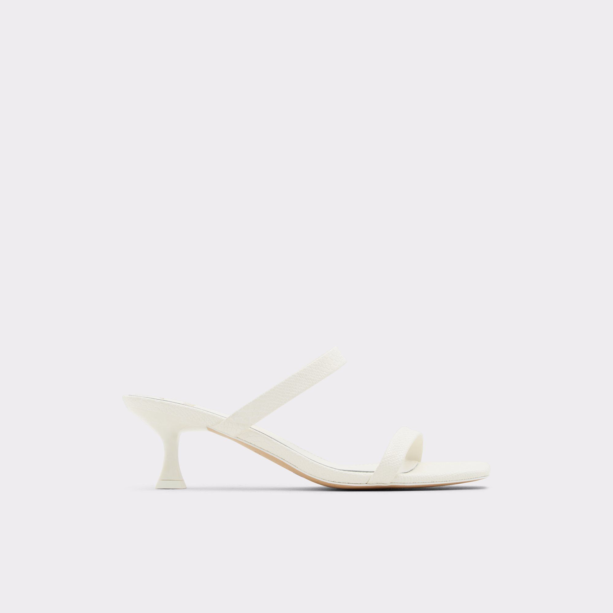 Rb Capri White Women S Rocky Barnes Aldo Us In 2020 Heels Shop Sandals Kitten Heels