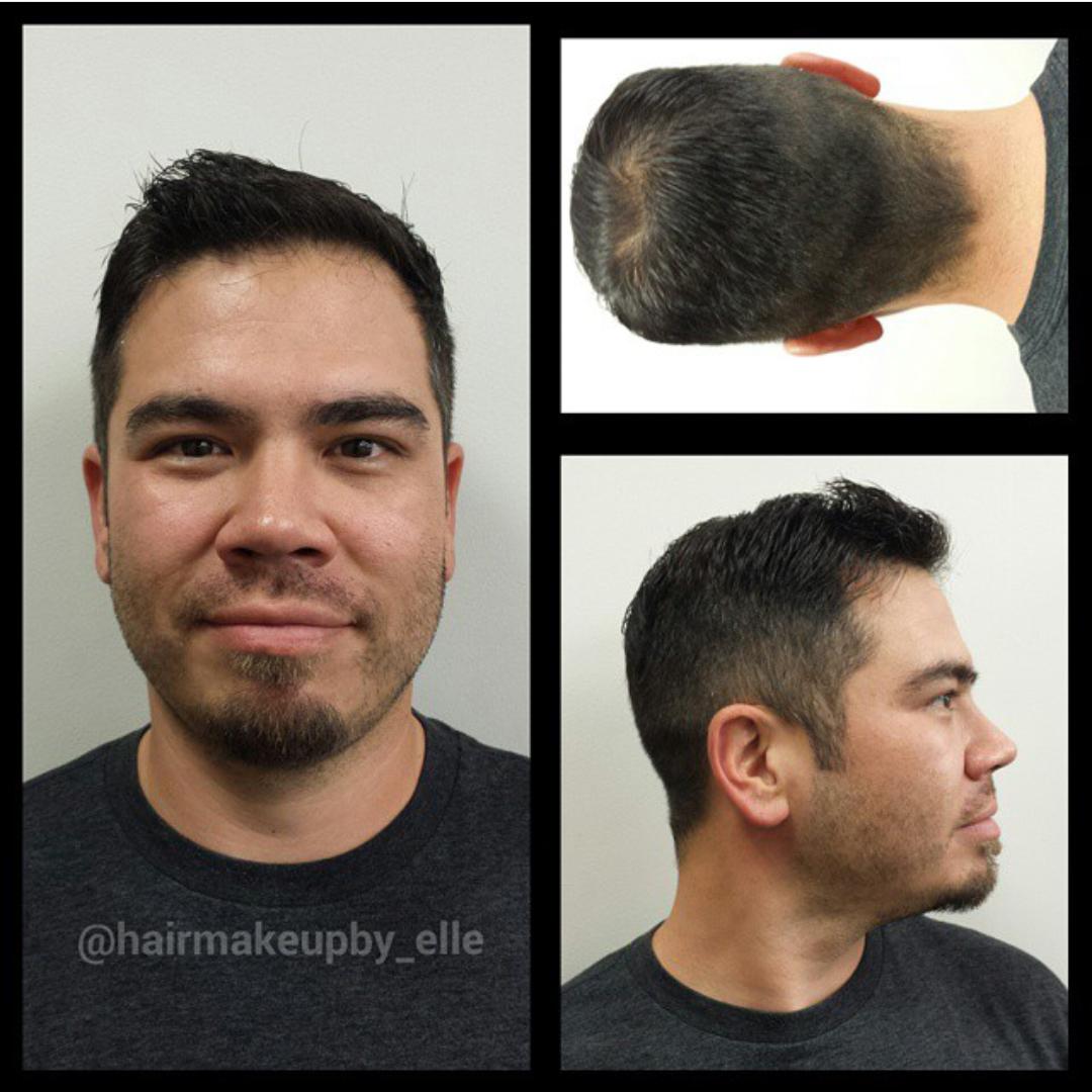 San Diego Haircut | Gents Haircut Hairmakeupby Elle At Jolsalon Point Loma San