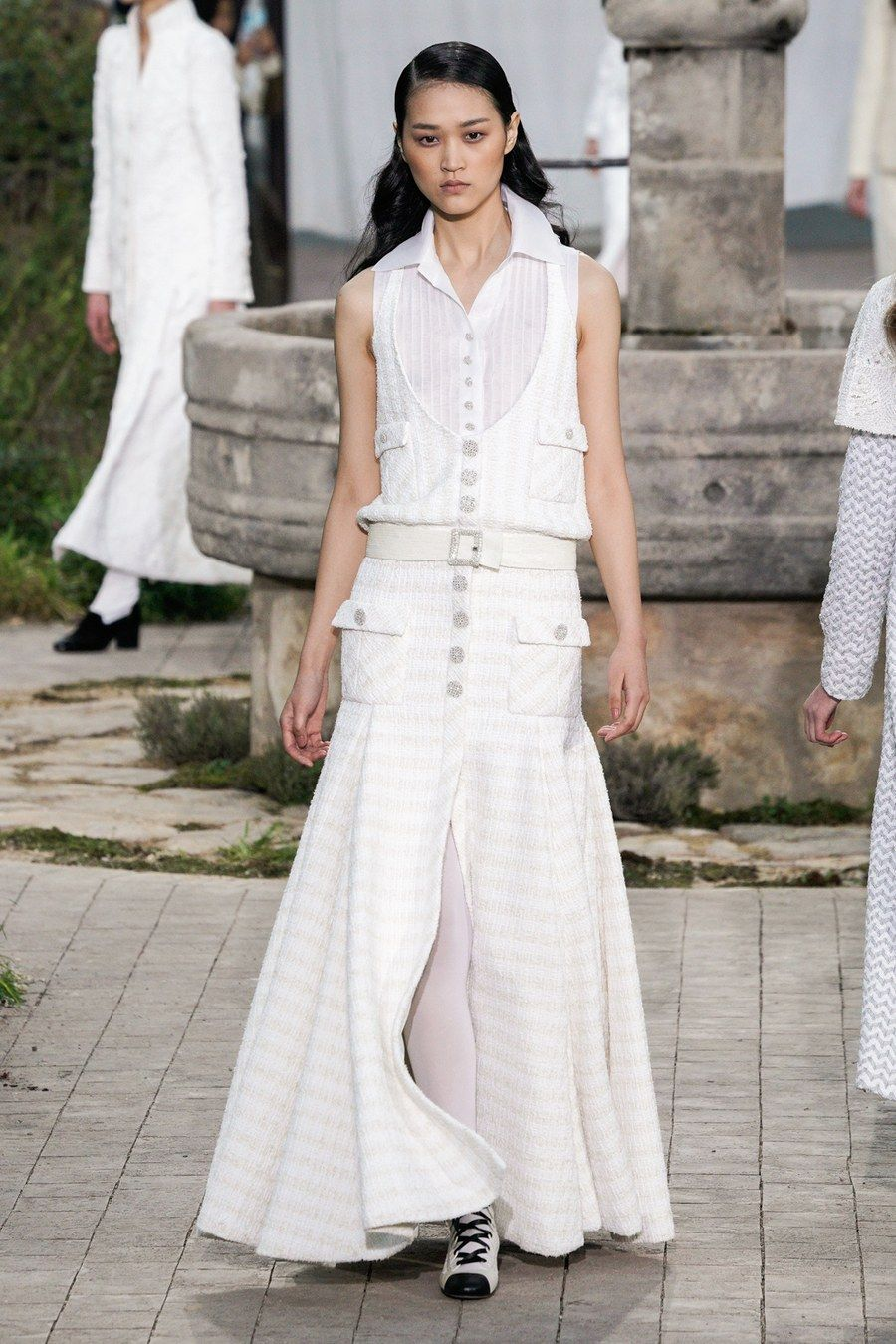 Chanel Spring 2020 Couture Fashion Show в 2020 г (с