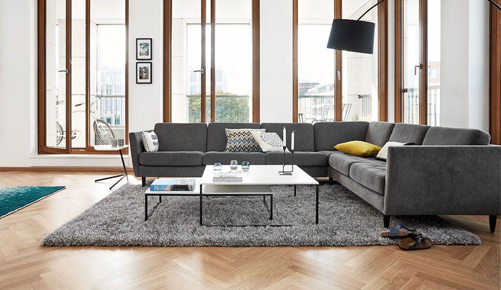 designer sofas & moderne sofas für ihr wohnzimmer | boconcept ... - Danish Design Wohnzimmer