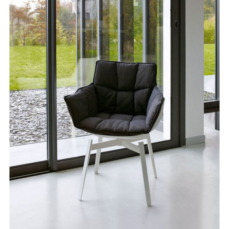 designer sessel husk indoor outdoor, b&b italia husk outdoor armlehnstuhl 61 cm   b&b italia   pinterest, Möbel ideen