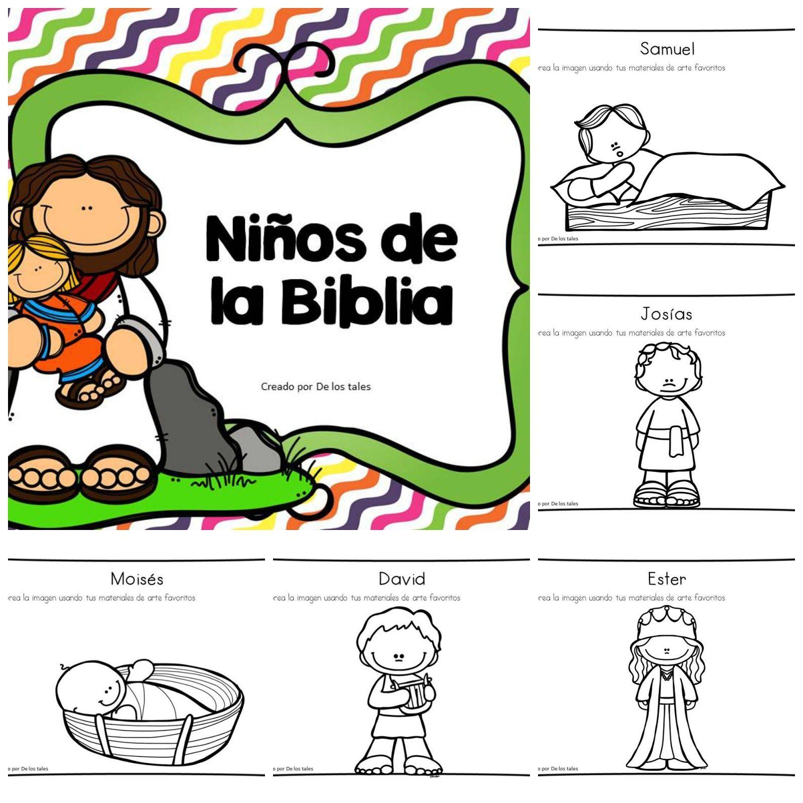 Recursos de educación cristiana para niños, lecciones, visuales ...