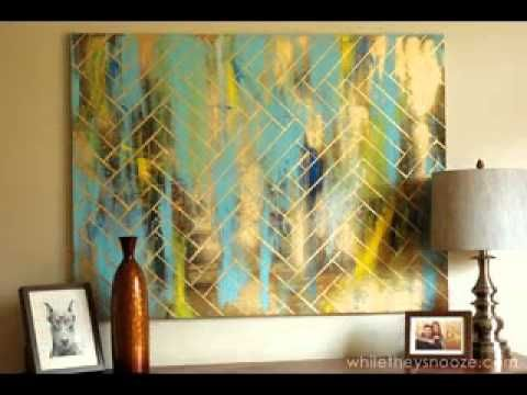Awesome Abstract Wall Art Ideas Contemporary - Wall Art Design ...