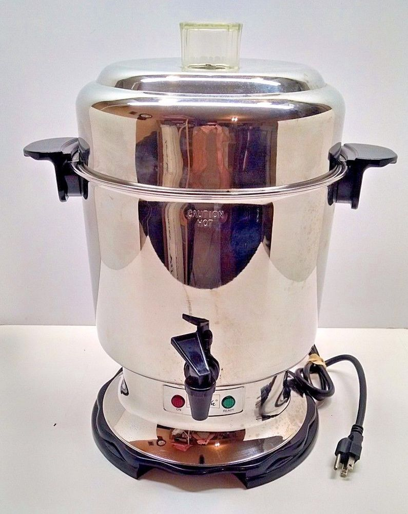 Melitta 45 Cup Coffee Maker Percolator Urn Commercial Grade Model Meu45 Melitta Coffee Maker Coffee Coffee Maker