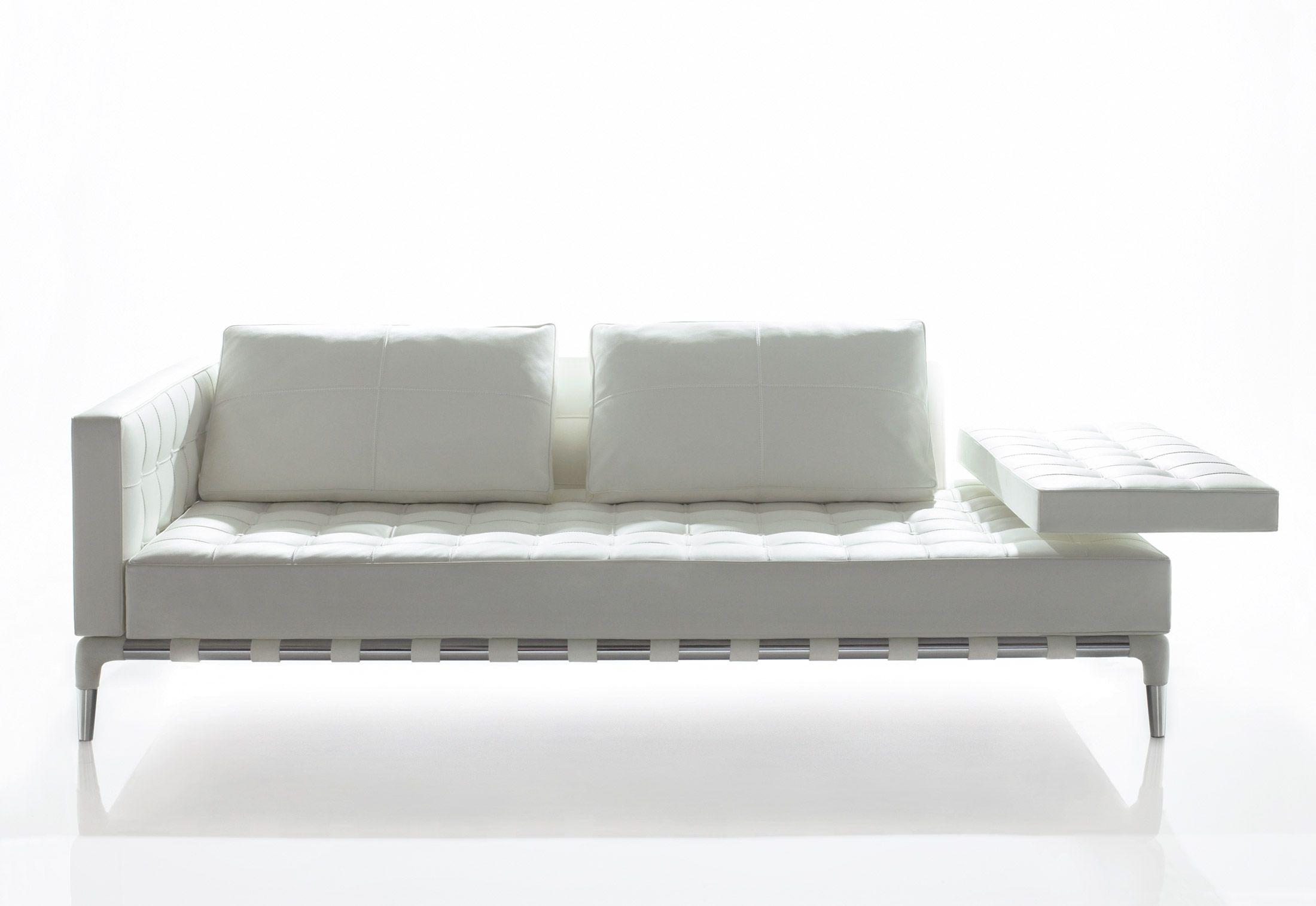 Prive Sofa Philippe Starck 2007 Cassina Modern White Couch