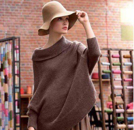 31940d18ded Вязанный свитер в стиле Бохо . Обсуждение на LiveInternet - Российский  Сервис Онлайн-Дневников