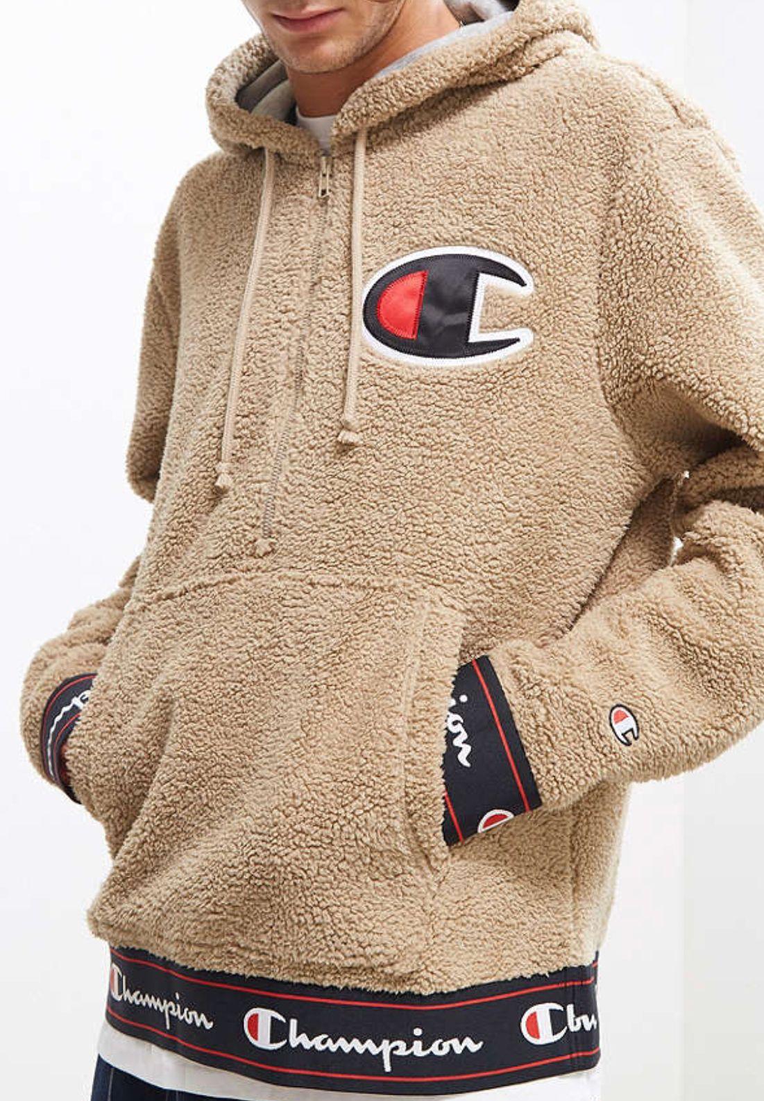 e18bf83a52a0 Men s Champion Wool Sweatshirt.