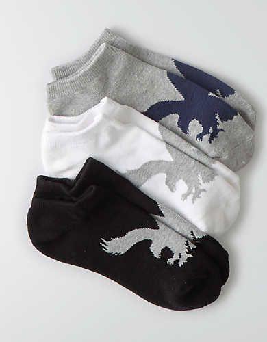 80b12ecaf AEO Low Cut Socks 3-Pack -