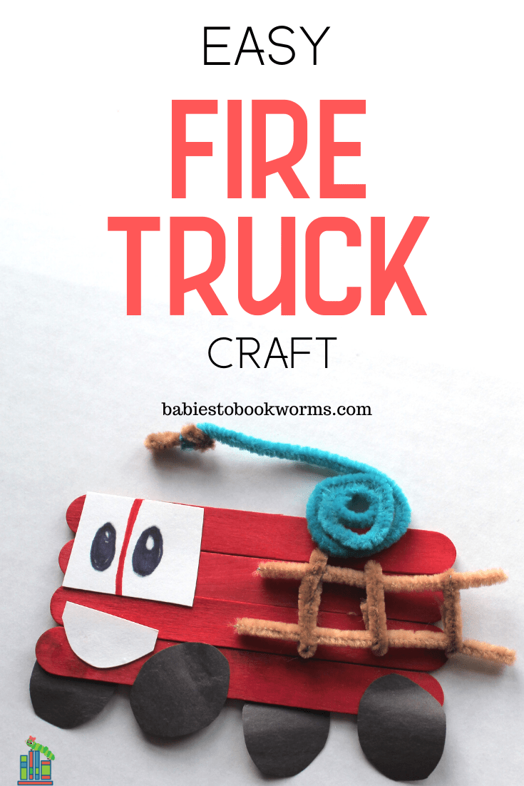 Fire Safety Activities for Kids (With images) Truck
