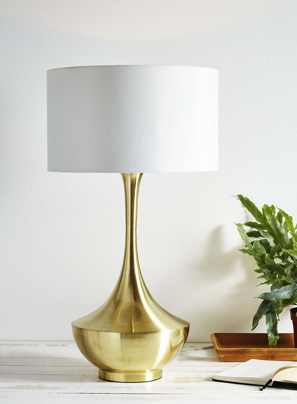 Brass Brock Table Lamp Bhs Lamp Table Lamp Interior Design