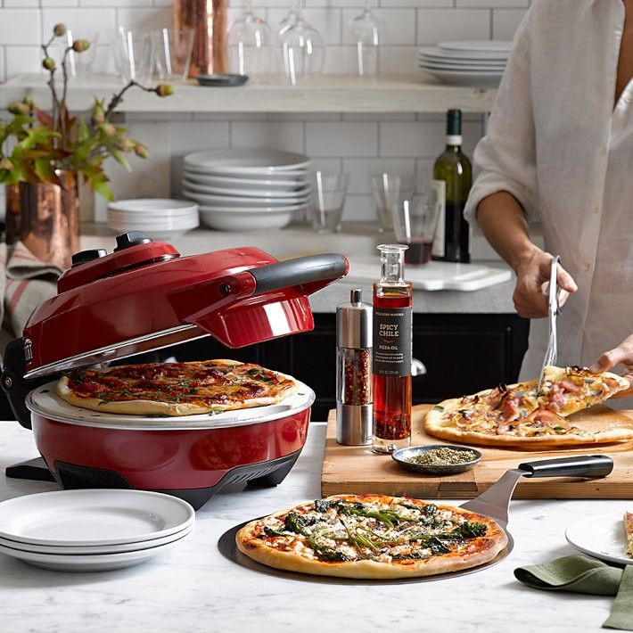 Giftoftheday Breville Crispy Crust Pizza Maker Pizza Maker