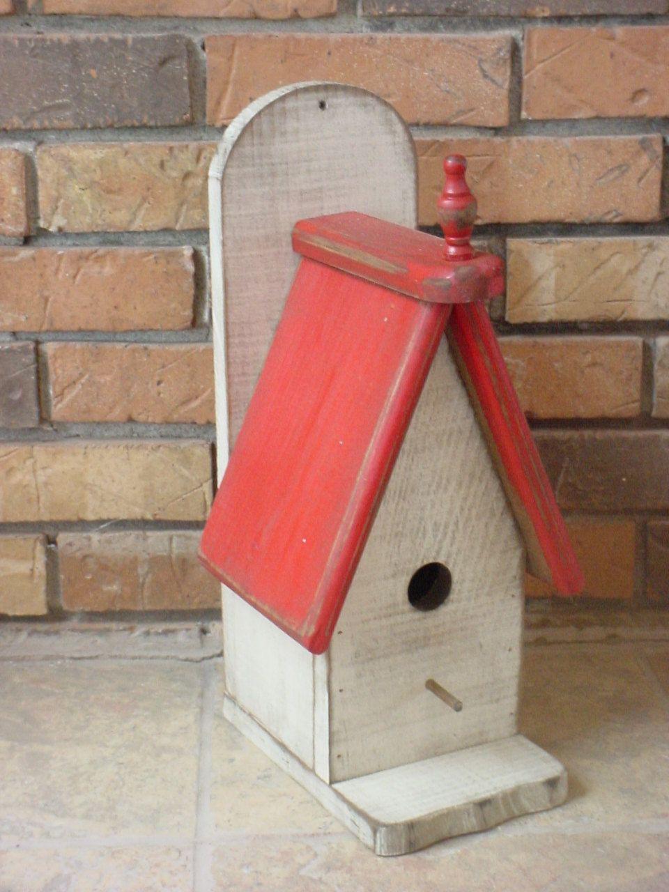 Chickadee Bird House Plans