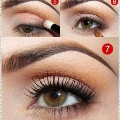 natural look  makeup geek orange makeup natural eye makeup