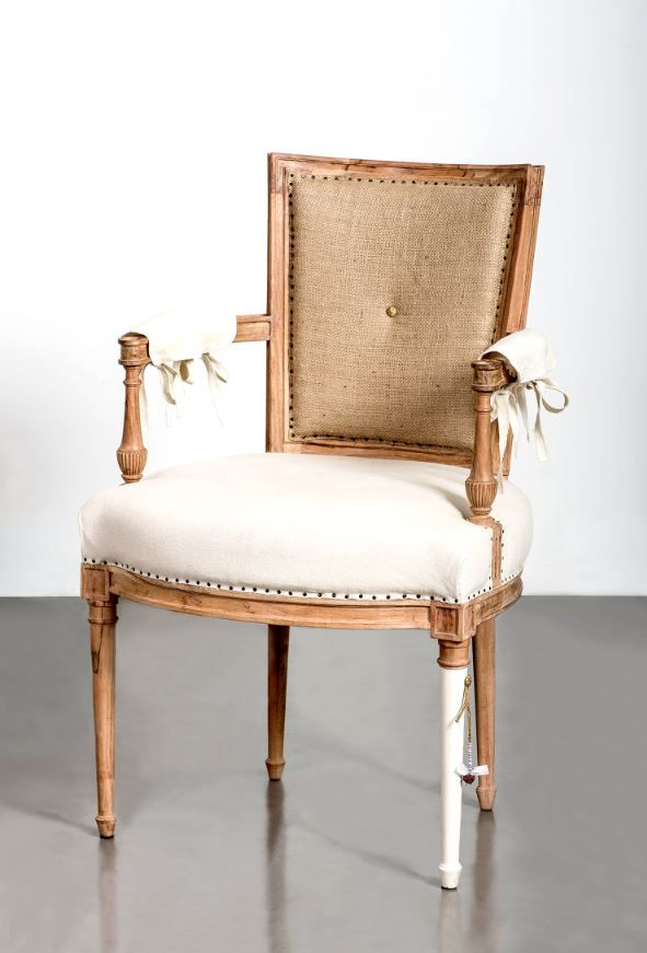 @bunakara Fingerprint Chair, SAMS G 6055 Salon   #DesignOnHPMkt #HPMKT #